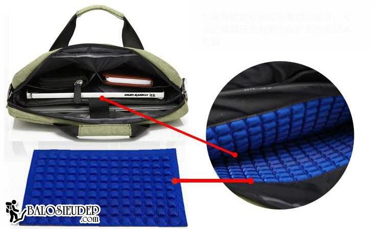 ngăn đựng laptop của CB6005