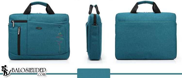 cặp laptop cb6005 màu xanh jeans
