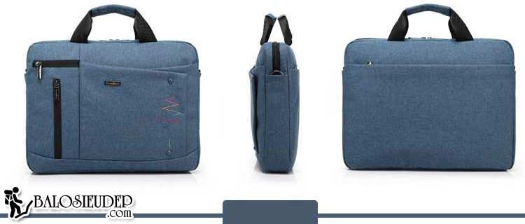 cặp laptop coolbell CB6005 màu xanh navy