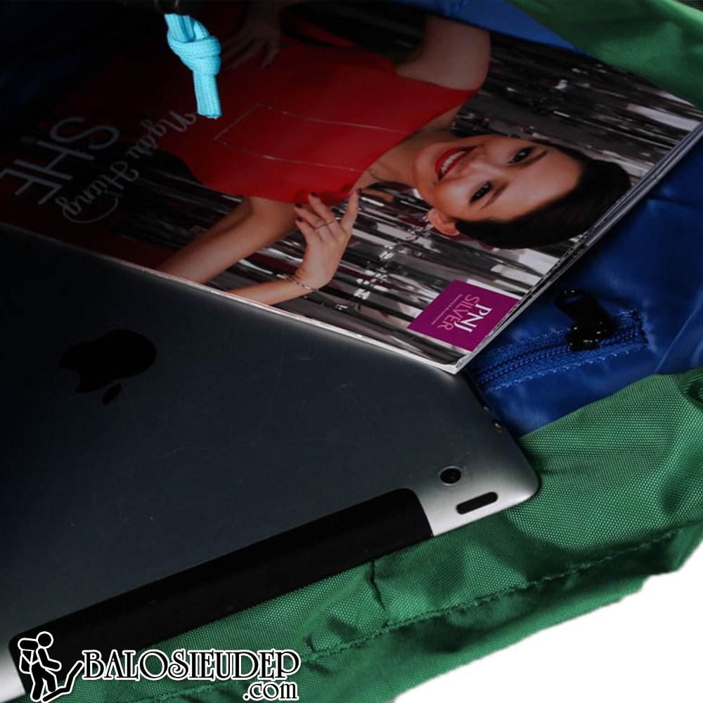túi thời trang sonoz poivrevert0516 đựng quần áo và các thiết bị thông minh