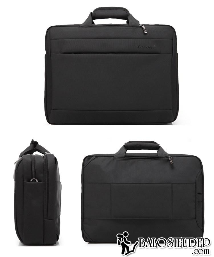 Cặp Balo Coolbell CB5501 màu đen đựng Laptop 15.6