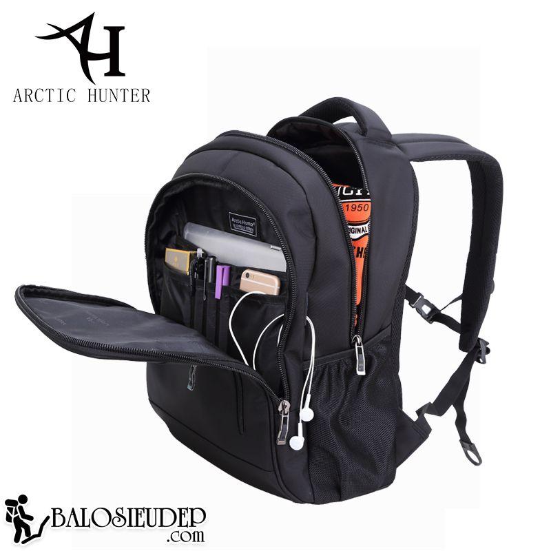 balo đựng laptop arctic hunter mochila giá rẻ