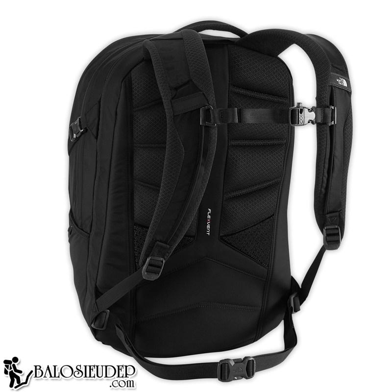 đệm lưng của balo laptop the north face surge backpack 2015 màu trắng cực dày