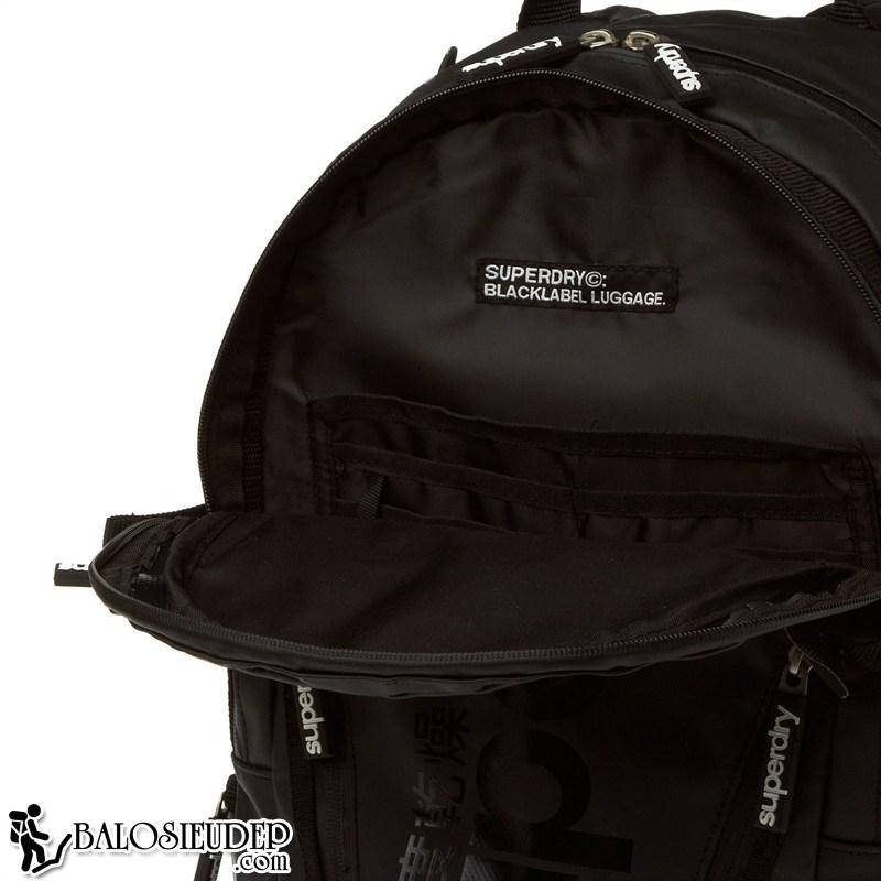 balo thời trang superdry backpack tarpaulin hàng xuất nhật cao cấp