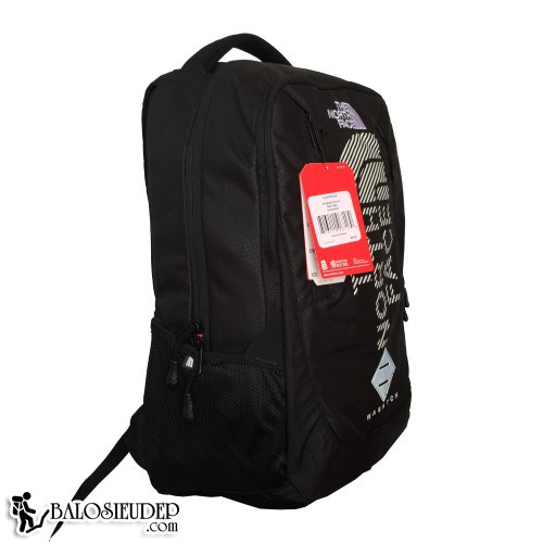 the north face backpack wasatch black cho máy tính 15.6inch