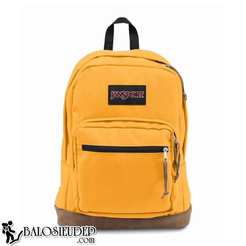 balo đựng laptop 15.6inch jansport right back english mustard