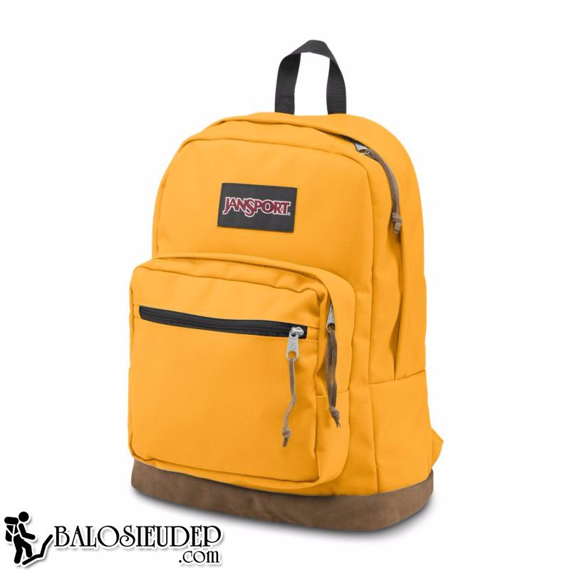 jansport right pack english mustard hàng cao cấp