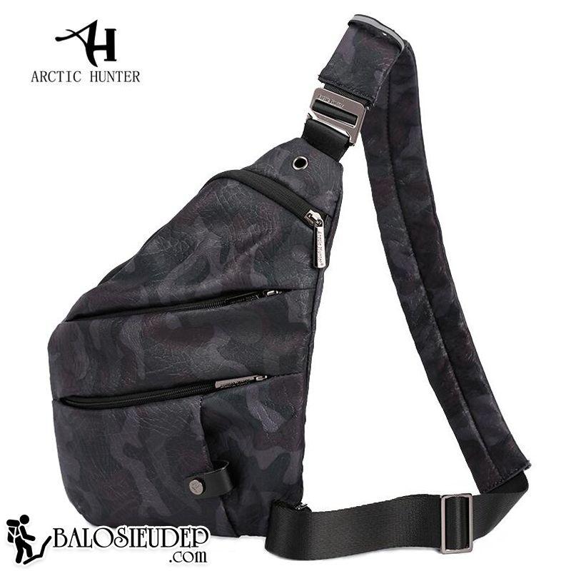 túi đeo chéo thời trang arctic hunter at1851 chính hãng ở hà nội