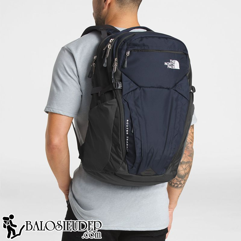 balo the north face router transit 2018 xanh navy tại hà nội