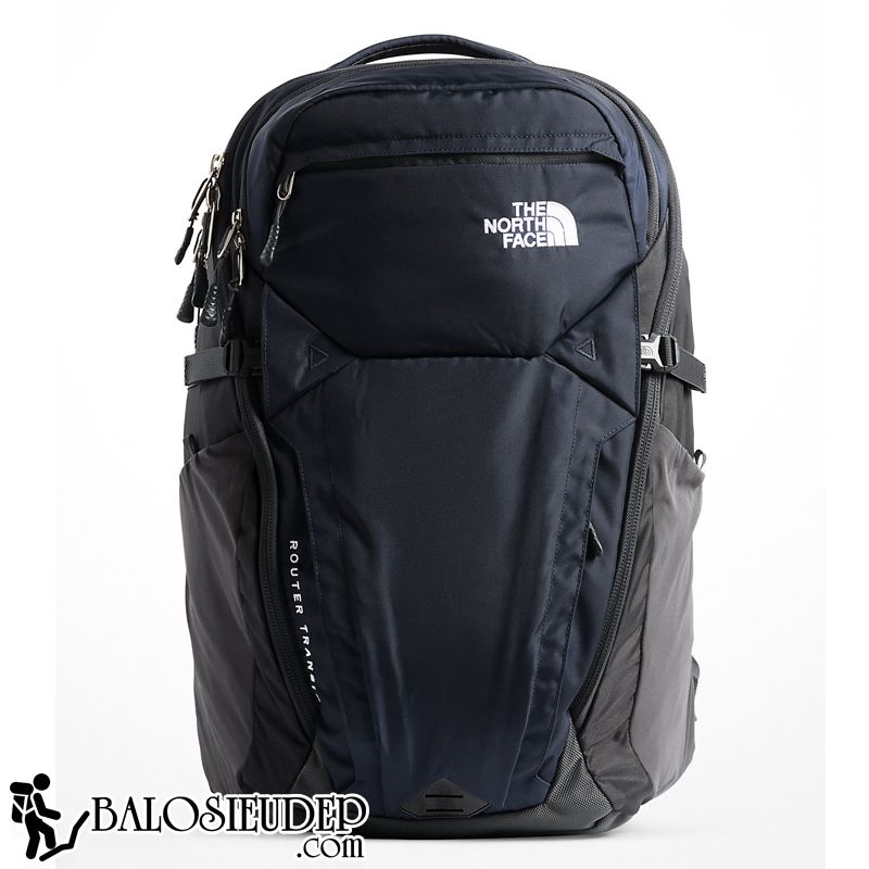balo đựng laptop the north face router transit 2018 màu xanh navy