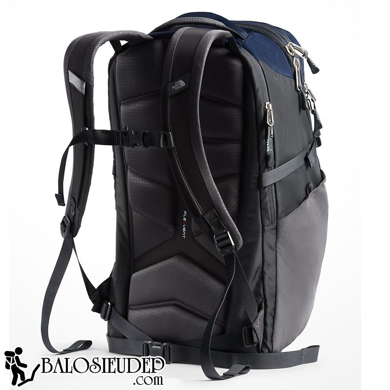 balo laptop the north face router transit 2018 cho máy tính 17.3inch